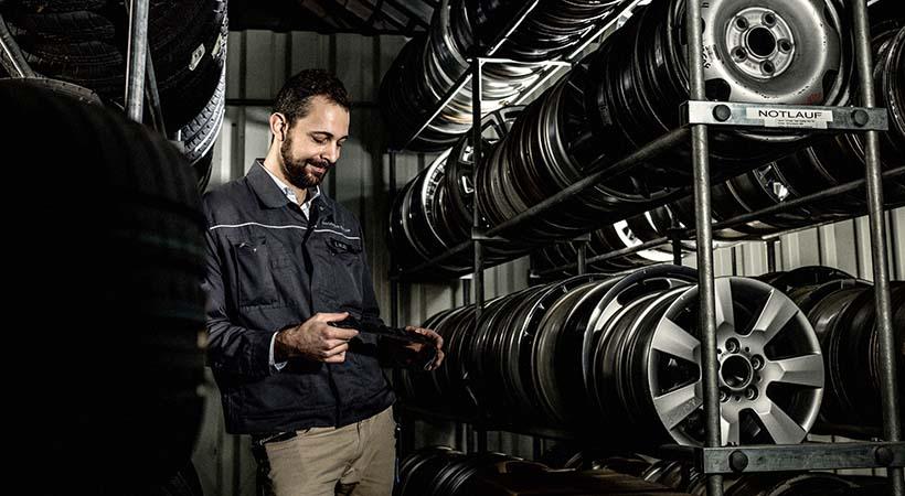 Stephan Hilger, Ingeniero Jefe Construcción AMG