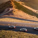 Test Drive Audi e-TRON Prototipo en Pikes Peak