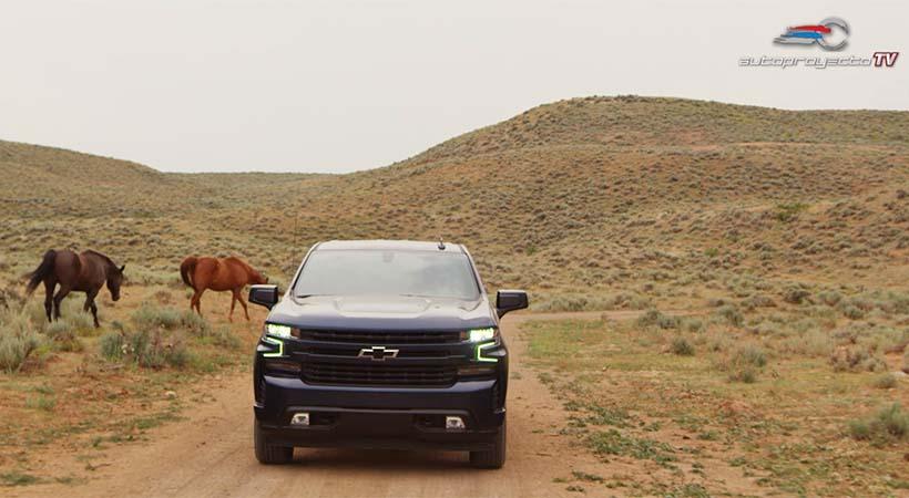 Test Drive Chevrolet Silverado 2019 en Jackson Hole, Wyoming