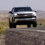 Test Drive Chevrolet Silverado 2019