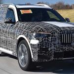 Test Drive extremo BMW X7