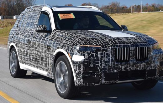 Test Drive extremo BMW X7