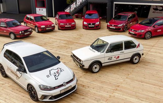 Volkswagen GTI Coming Home 2018