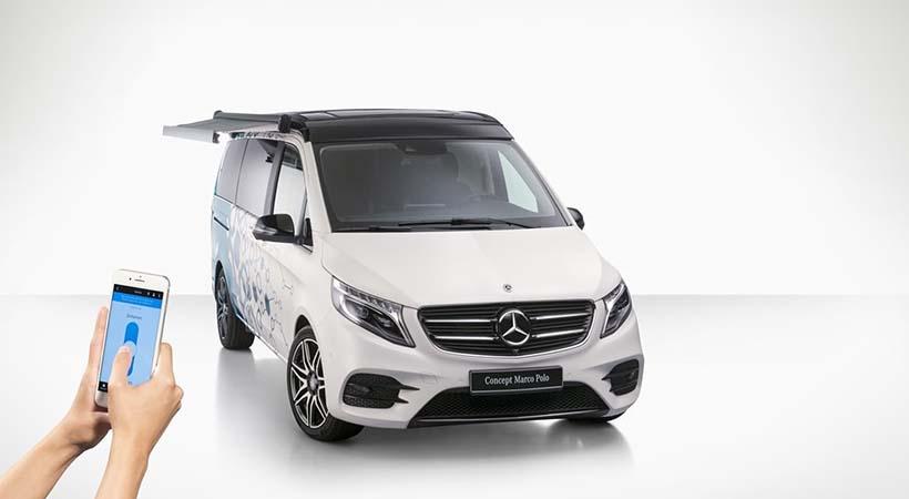 Mercedes Concept Marco Polo