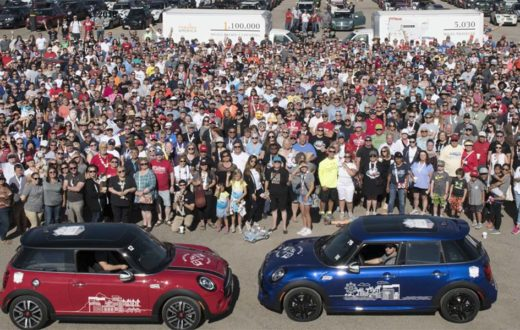 Récords MINI Takes The States 2018