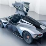 potencia del Aston Martin Valkyrie