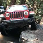 Rubicon Trail Test Drive con un guía experto de Jeep Jamboree