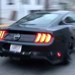 Test Drive Ford Mustang Bullitt 2019