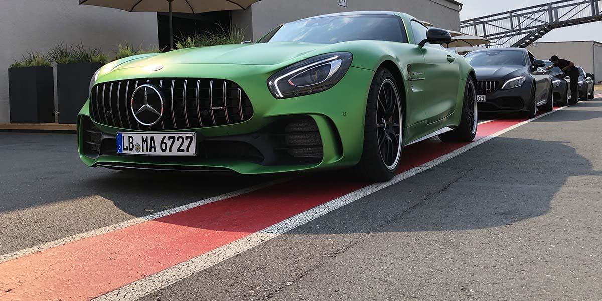 Test Drives de Ensueño en Alemania