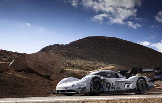 Video Volkswagen I.D. R Pikes Peak, récord para la historia