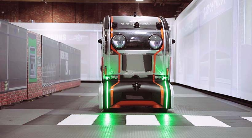 Eye Pod de Jaguar Land Rover