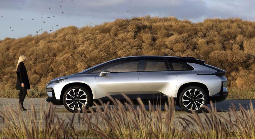 Faraday Future avanza hacia la producción del súper deportivo FF 91