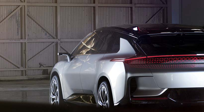 Future Faraday FF91
