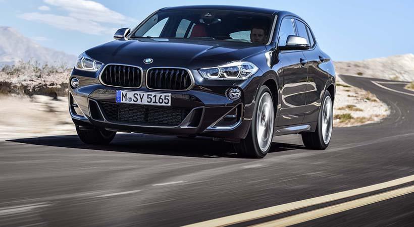 BMW X2 M351i 2019