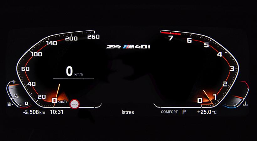 BMW Z4 sDrive30i Roadster 2020