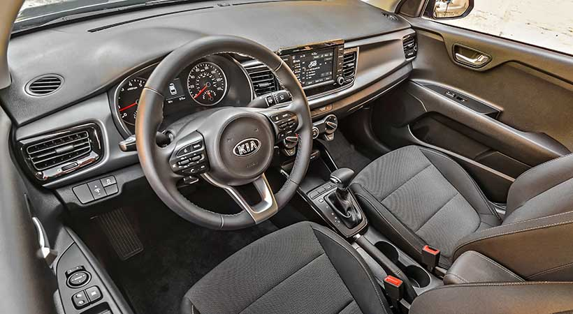 Video Kia Rio EX 2018