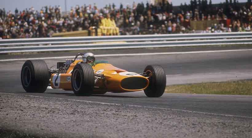 Bruce McLaren, Bruce McLaren datos curiosos, Bruce McLaren biografía, Bruce McLaren fotos, Bruce McLaren video