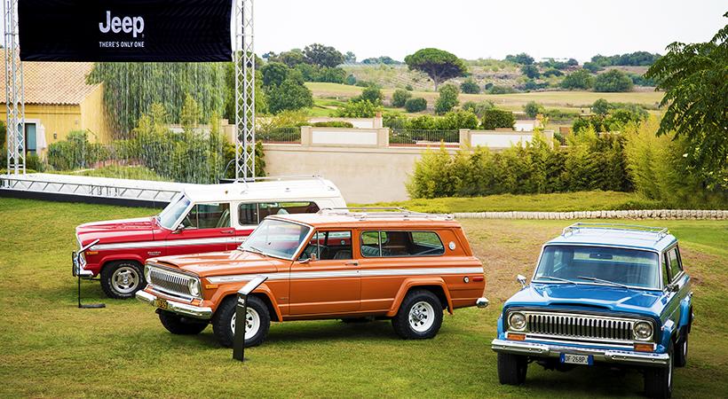Jeep Cherokee 12 millones de unidades en 44 años
