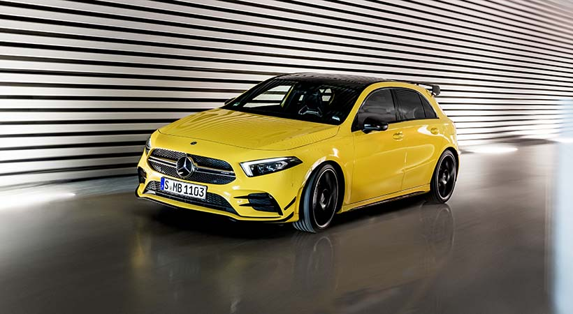 Mercedes-Benz A 45 4MATIC