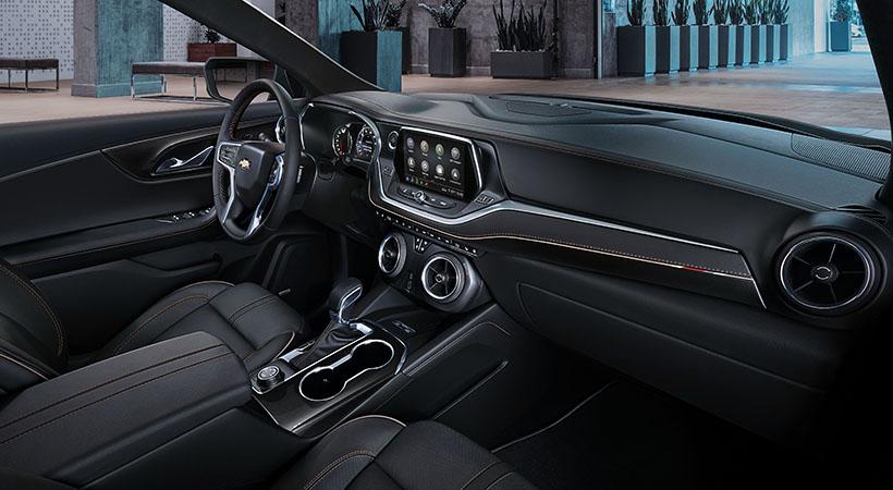 Precio y equipo Chevrolet Blazer 2019