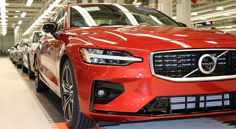 Arrancó la producción del primer Volvo Made in USA