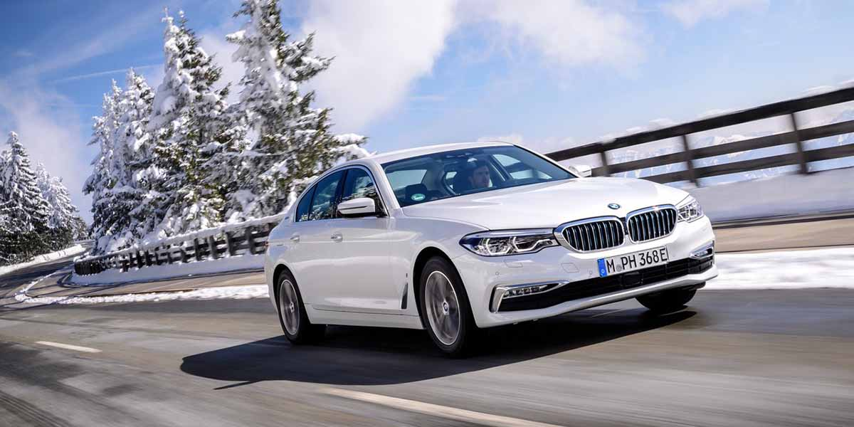 Top 10 cosas que debes saber del BMW 530e 2018