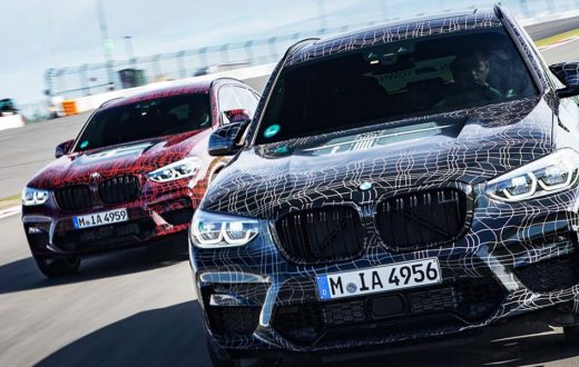 Doble Test Drive BMW M