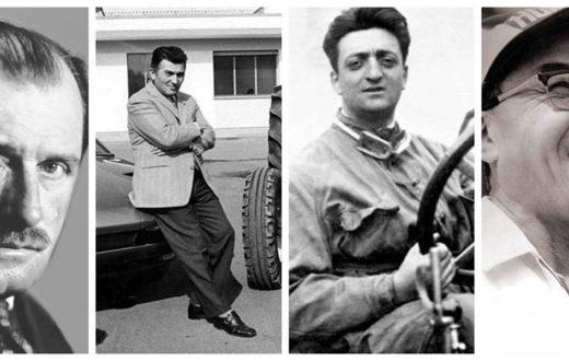 Top 10 cosas que no sabías de estos genios automotrices