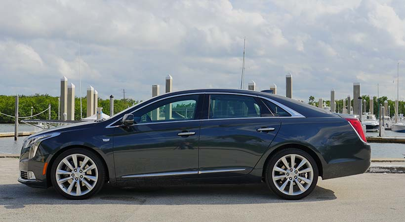 Cadillac XTS AWD V 2018