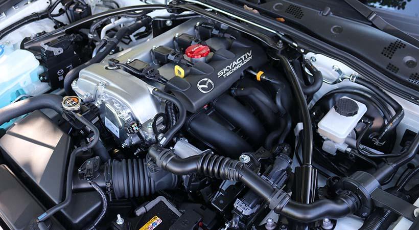 Test Drive Mazda MX-5 RF 2019