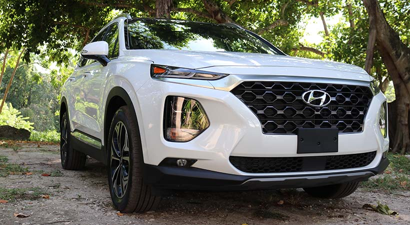 Hyundai Santa Fe Ultimate AWD 2019
