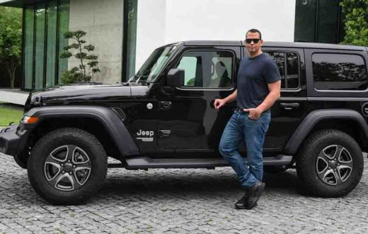 Jeep Wrangler Celebrity Customs, los famosos hacen tuning