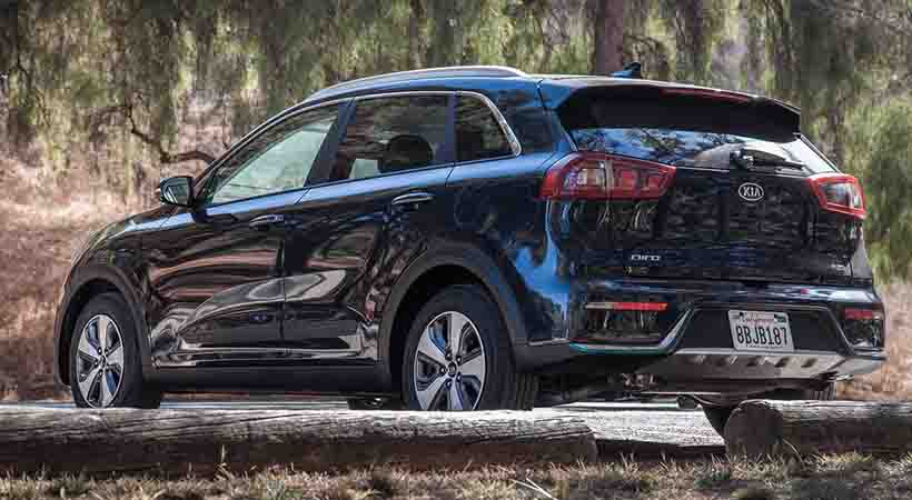 Video Kia Niro PHEV EX Premium 2018