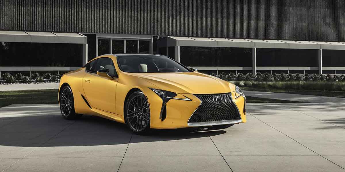 Lexus LC Inspiration Concept