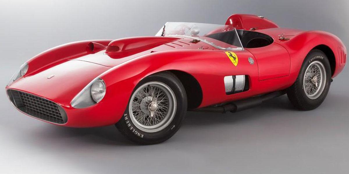 Top 15 Autos Más Caros Vendidos En Subastas