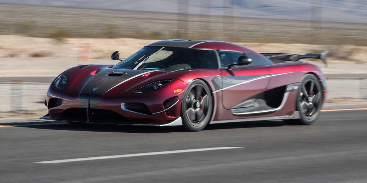 Los mejores videos de Koenigsegg