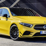 Mercedes AMG A35 4Matic, el hothatch de Affalterbach