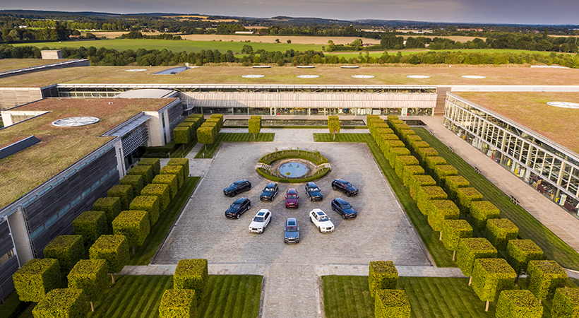 Rolls-Royce Cullinan 2019 salió de Goodwood rumbo a Jackson Hole