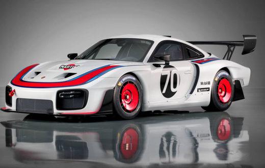 El Porsche 935 Está De Vuelta Con 700 hp