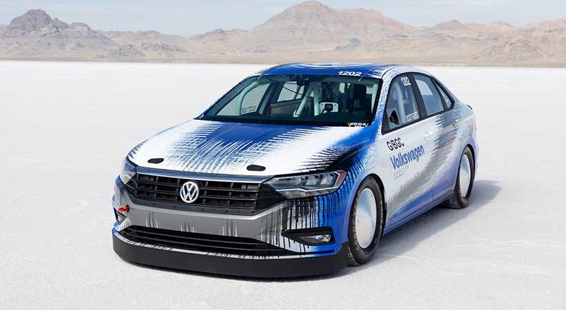 Volkswagen Jetta Bonneville 2019