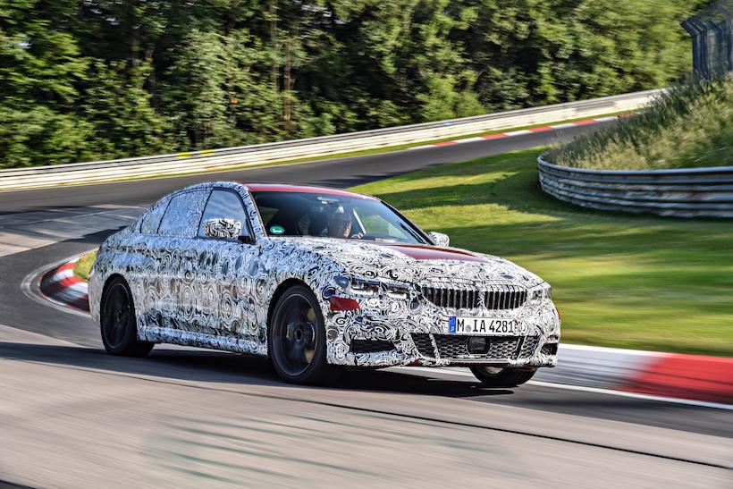 BMW Serie 3 2020, prueba de fuego en el Infierno Verde