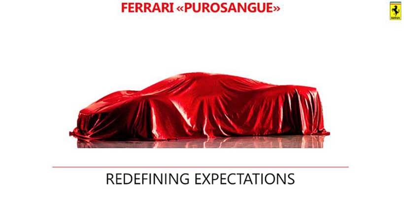 planes de Ferrari para los próximos 5 años