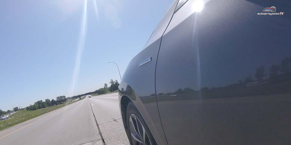 Video Test Drive Honda Insight 2019