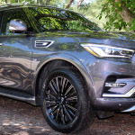 Test Drive Infiniti QX80 Limited 2019