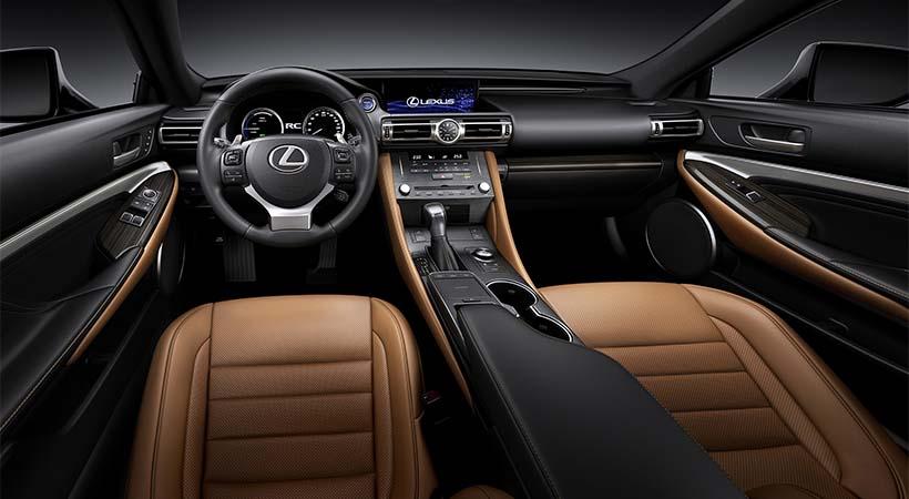Lexus en el Auto Show Paris 2018
