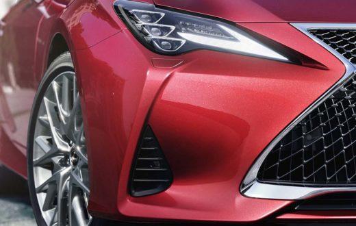Lexus en el Auto Show París 2018