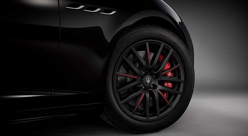 Maserati Ghibli Ribelle 2019