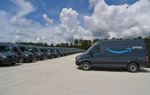 Abrió Planta Mercedes-Benz Sprinter en South Carolina; Amazon ordenó 20,000