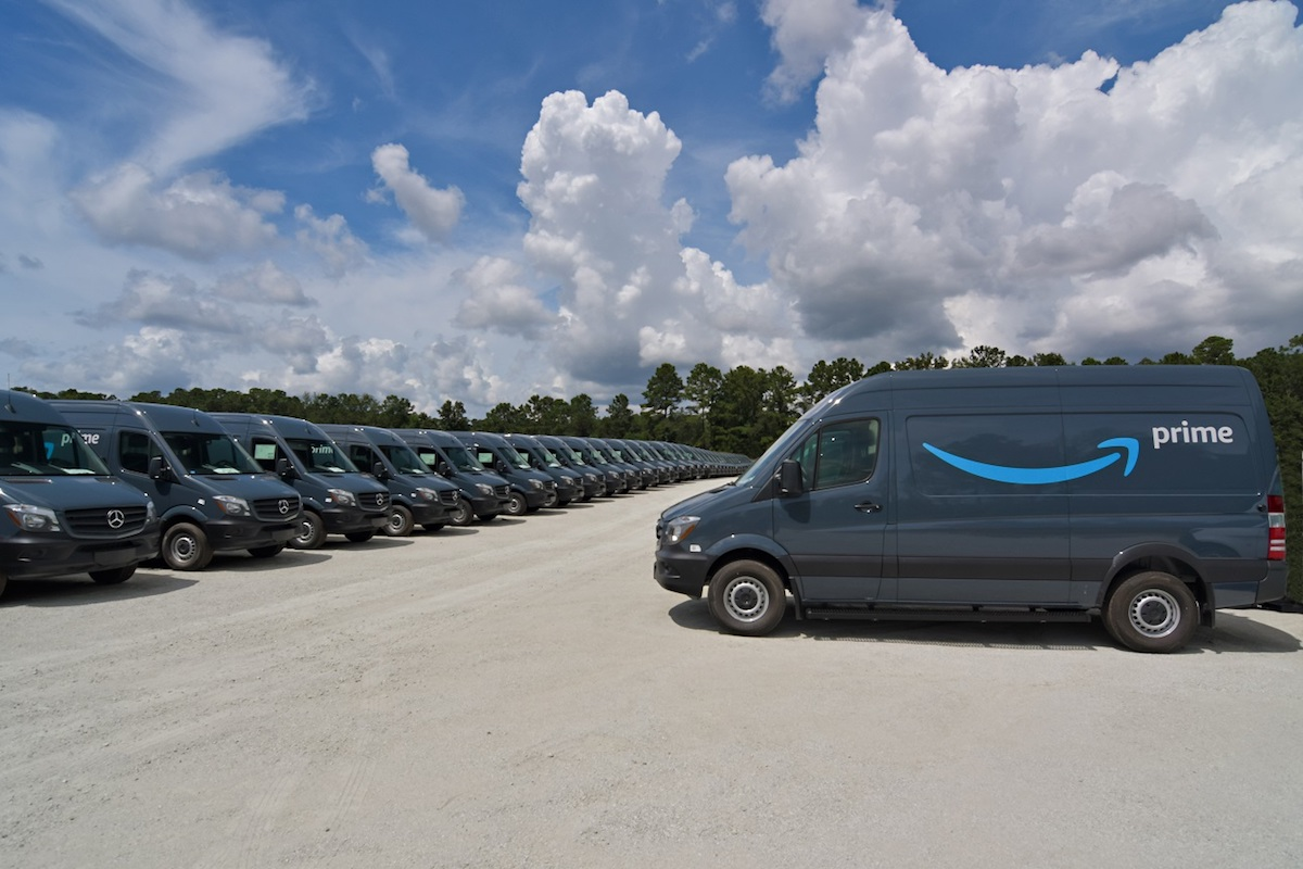 Abrió Planta Mercedes-Benz Sprinter en South Carolina; Amazon ordenó 20,000
