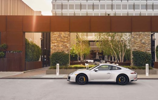 Porsche Host, nuevo servicio para el auto compartido en EU